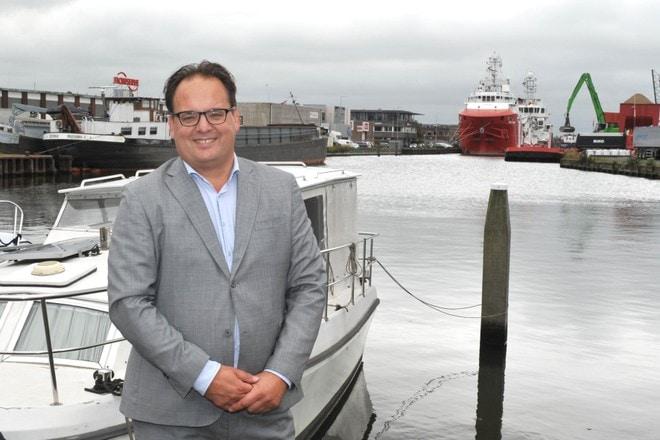 De wethouder sluit portrettenserie in het Noordhollands Dagblad af.